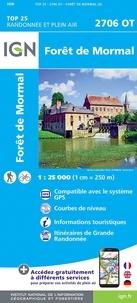 IGN - Forêt de Mormal - 1/25 000.