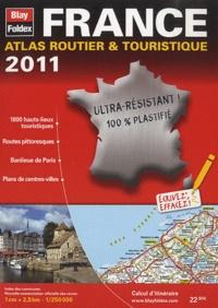 Blay-Foldex - France : Atlas routier & touristique - 1/250 000.