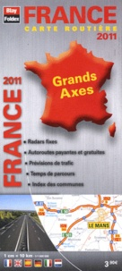 Blay-Foldex - France Grands axes.