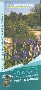 Michelin - France les plus beaux parcs et jardins - 1/1 000 000.
