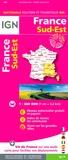 IGN - France Sud-Est - 1/320 000.