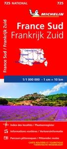 Michelin - France Sud - 1/1 000 000.