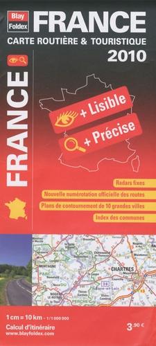 Blay-Foldex - France - Carte routière & touristique 1/1 000 000.
