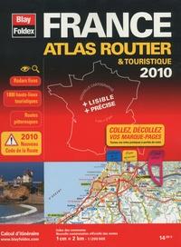 Blay-Foldex - France - Atlas routier & touristique 1/200 000.