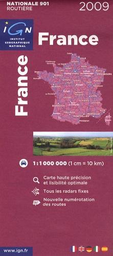IGN - France - 1/1 000 000.