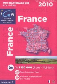 IGN - France - 1/1150000.