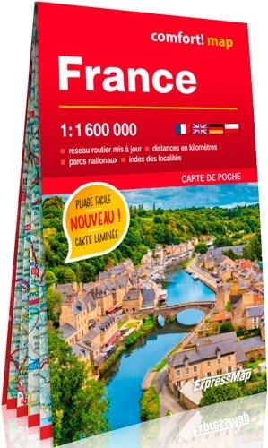 France. 1/1 600 000