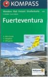 Kompass - Fuerteventura - 1/50 000, + Lexikon.