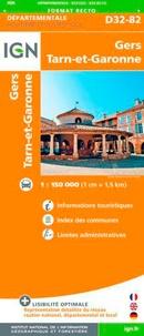 Gers, Tarn-et-Garonne - 1/150 000.pdf