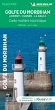 Michelin - Golfe du Morbihan - Lorient, Vannes, La Baule - 1/180 000, plastifiée.