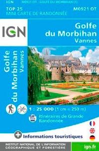 IGN - Golfe du Morbihan - 1/25 000.