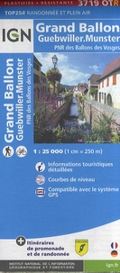 Grand Ballon Guebwiller Munster, PNR des Ballons des Vosges - 1/ 25 000.pdf