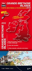 Blay-Foldex - Grande Bretagne, Irlande - 1/1 000 000.