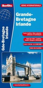 Berlitz - Grande-Bretagne Irlande - 1/800 000.
