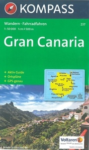 Kompass - Grande Canarie - 1/50 000.