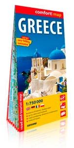 Express Map - Greece - 1/750 000.