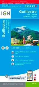 IGN - Guillestre - Vars, Risoul, PNR du Queyras.