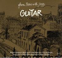 Michael Felberbaum et Olivier Louvel - Guitar - CD audio.
