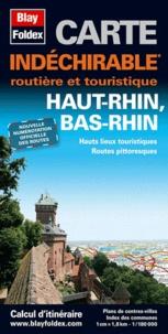 Blay-Foldex - Haut-Rhin, Bas-Rhin - 1/180 000.