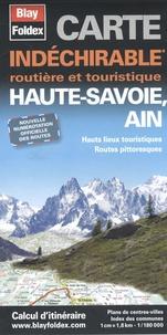 Blay-Foldex - Haute-Savoie Ain - 1/180 000.