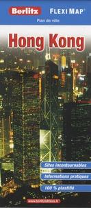 Berlitz - Hong Kong - Plan de ville.