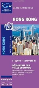 IGN - Hong Kong - 1/15 000.