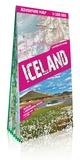 Comfort! map et  TerraQuest - Iceland - 1/500 000.
