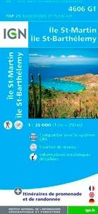 IGN - Ile St Martin/St Barthelemy - 1/25000.