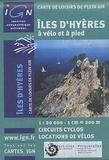 IGN - Iles d'Hyères - 1/20 000, A vélo et à pied.