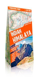 TerraQuest - Indian Himalaya - 1/350 000.