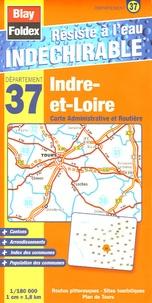 Indre-et-Loire - 1/180 000 Carte Administrative et Routière.pdf