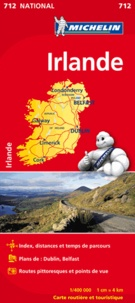 Michelin - Irlande - 1/400 000.