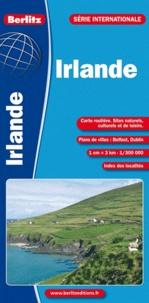 Berlitz - Irlande - 1/300 000.