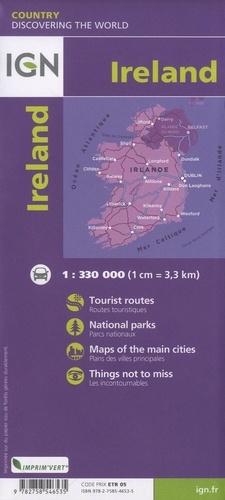 Irlande. 1/330 000
