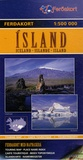 Ferdakort - Island - 1/500 000.