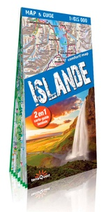 TerraQuest - Islande - 1/615 000.