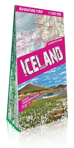 Islande. 1/500 000