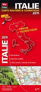 Blay-Foldex - Italie 2011 carte routière et touristique - 1/1 000 000.