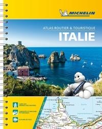 Michelin - Italie - Atlas routier & touristique - 1/300 000.