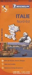 Michelin - Italie Nord-Est - 1/400 000.