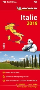 Michelin - Italie - 1/1 000 000.