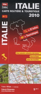 Blay-Foldex - Italie - 1/1 000 000.