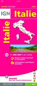 IGN - Italie - 1/800 000.