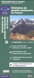 IGN - Itinéraires de grandes randonnée en France - 1/1 000 000.