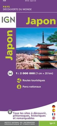 IGN - Japon - 1/2 000 000.