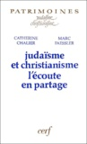 Catherine Chalier et Marc Faessler - .