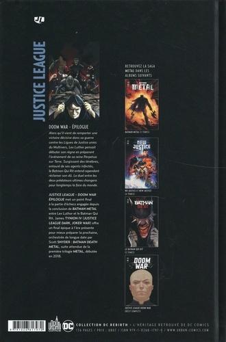 Justice League  Doom War. Epilogue