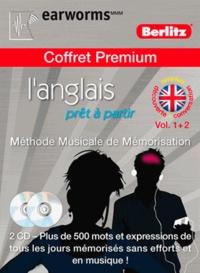 Berlitz - L'anglais - Coffret Premium 2 CDs.