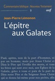 Jean-Pierre Lémonon - L'épître aux Galates.
