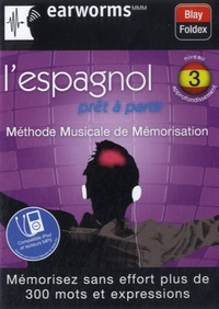 Berlitz publishing - L'espagnol prêt à partir - Niveau 3. 1 CD audio